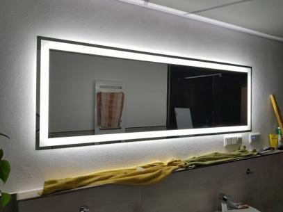 LED Spiegel mit Beleuchtung Glas Prenger